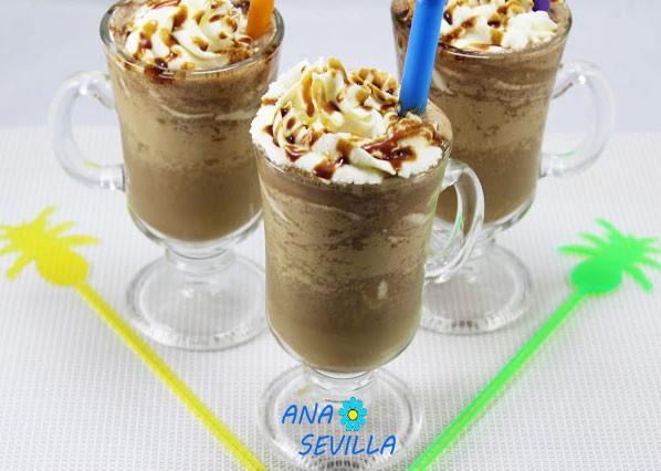 Frappuccino (Café helado) Thermomix
