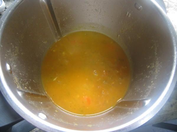 Lomo a la naranja con Thermomix