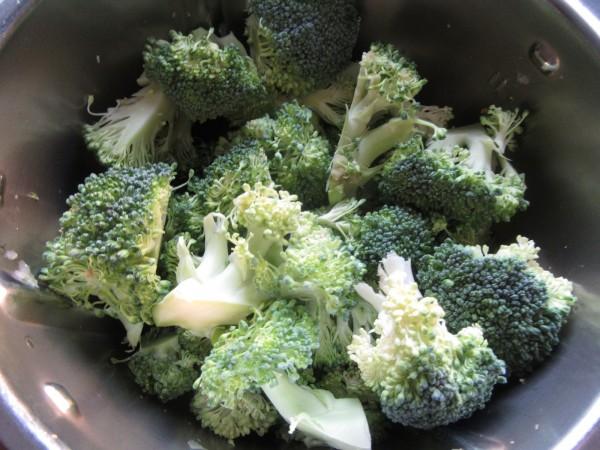 Crema de brócoli light Thermomix