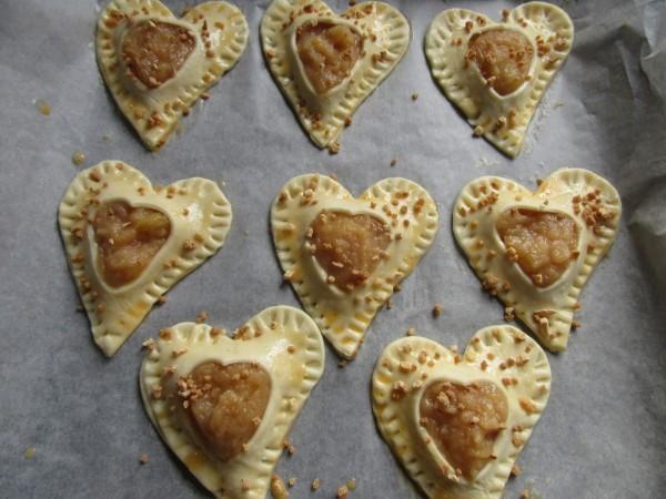 Empanadillas de manzana Thermomix