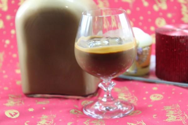 Crema de chocolate (Bebida) Thermomix Navidad