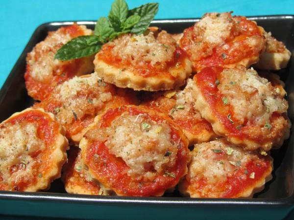 Galletas de pizza Ana Sevilla