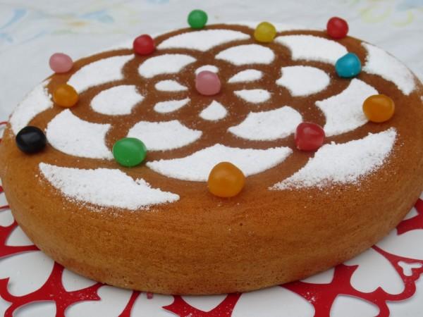 Base de bizcocho para tartas olla GM