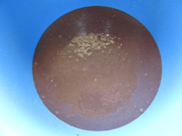 Bizcocho de chocolate y vino tinto olla GM