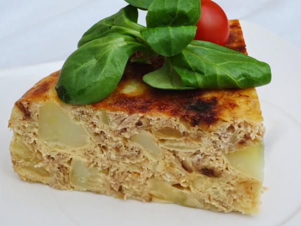 Tortilla de atún y patata Ana Sevilla olla GM