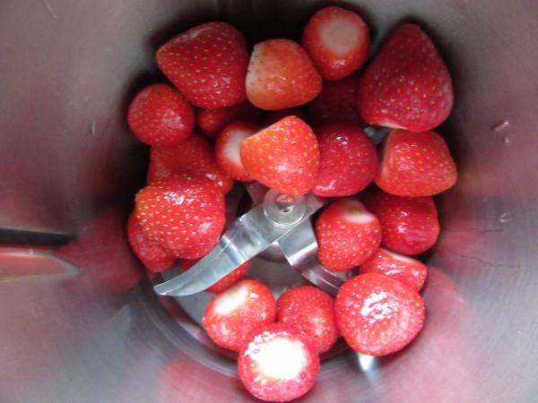 Smoothies de frutas Thermomix