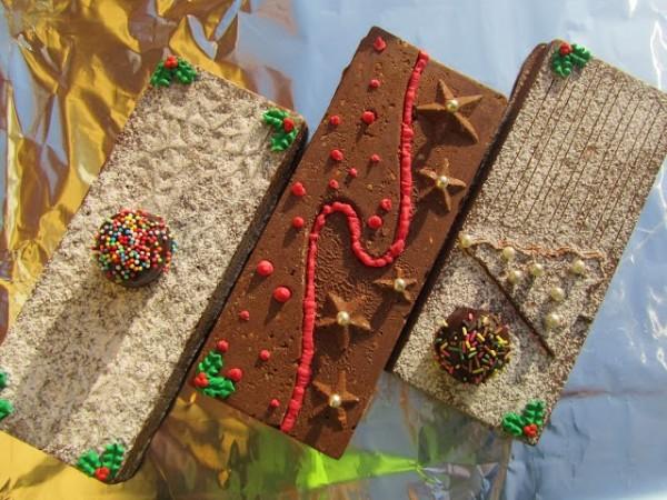 Turrón de chocolate Ana Sevilla