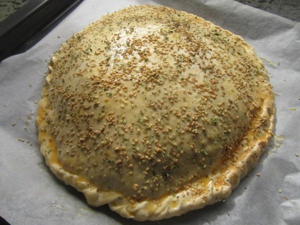 Pan relleno de hamburguesa Thermomix