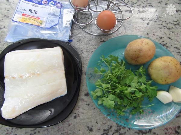 Buñuelos de bacalao y patata Thermomix