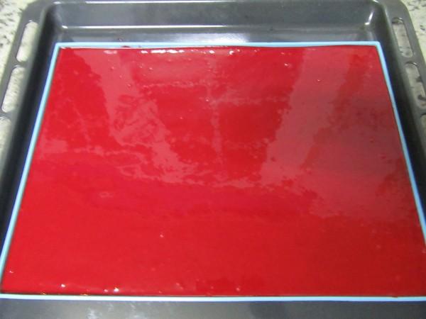 Pastelitos red velvet con thermomix