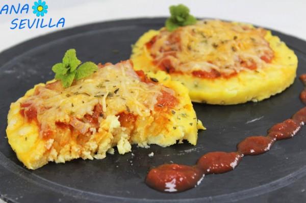 Tortipizzas cocina tradicional casera