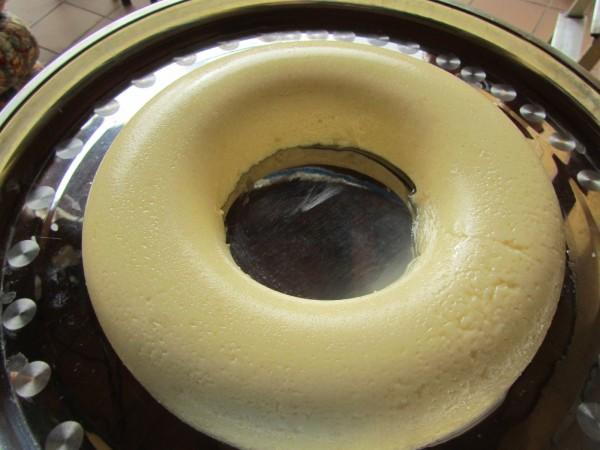 Bavaroise de manzana Thermomix