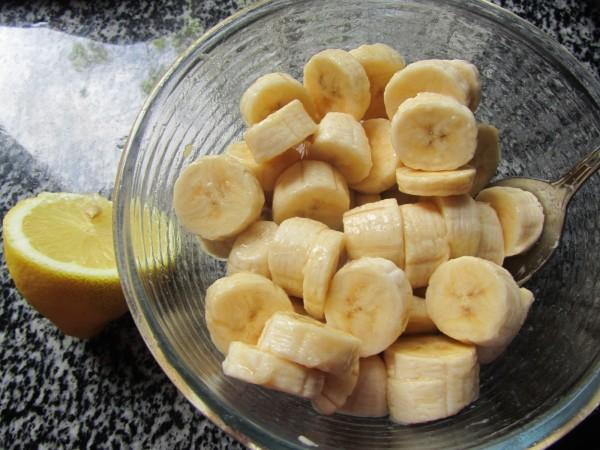 Helado de plátano con Thermomix