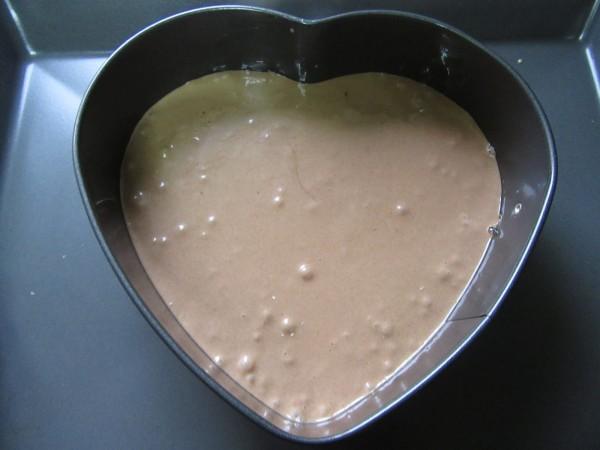 Tarta de fresas y chocolate Thermomix