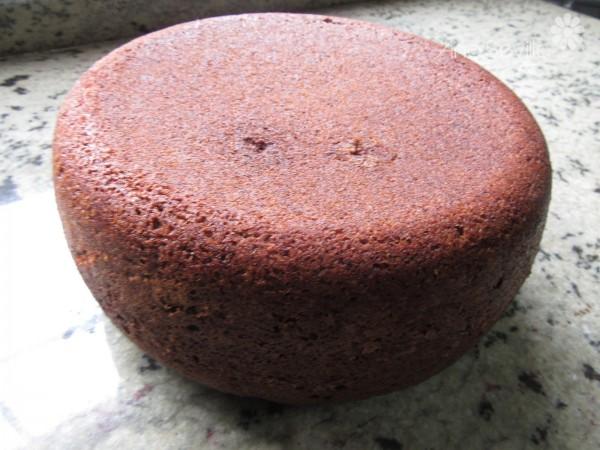 Carrot cake de chocolate olla GM