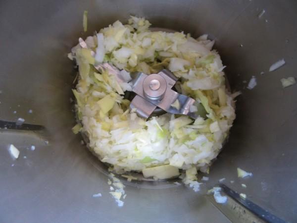 Solomillo en salsa de castañas Thermomix