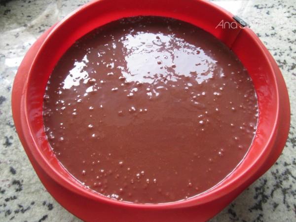 Bizcocho de chocolate y café Thermomix