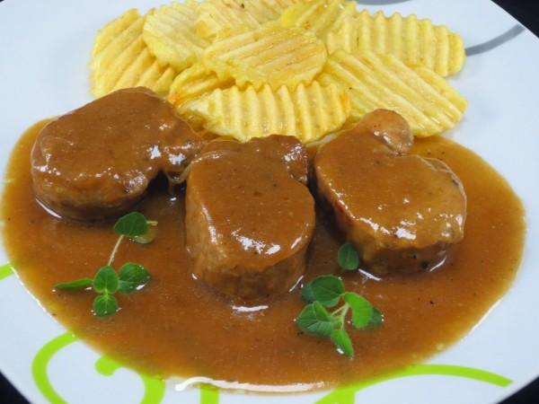 Solomillo al Pedro Ximénez Ana Sevilla cocina tradicional