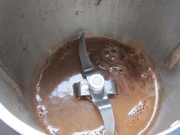 Tarta helada de café con Thermomix