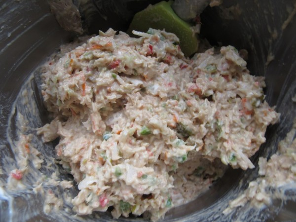 Croisanes salados con Thermomix