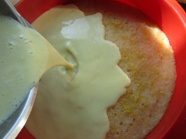 Tarta de mascarpone de limón Thermomix