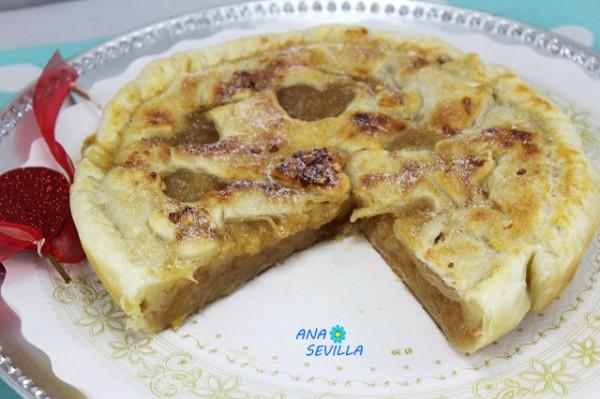 Empanada de manzana Ana Sevilla olla GM