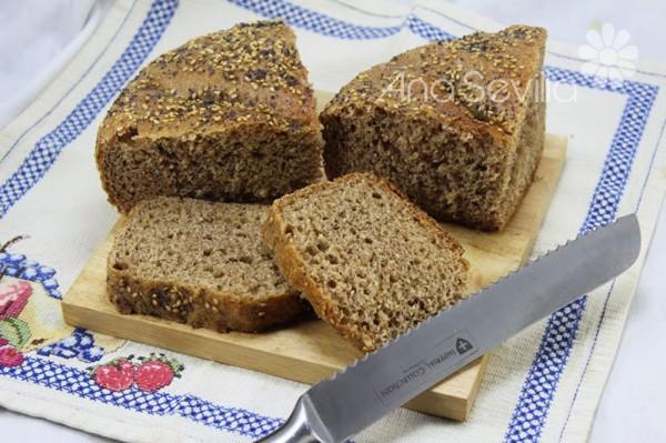 Pan integral de espelta olla GM