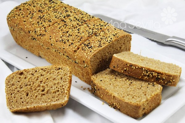 Pan integral de espelta Thermomix