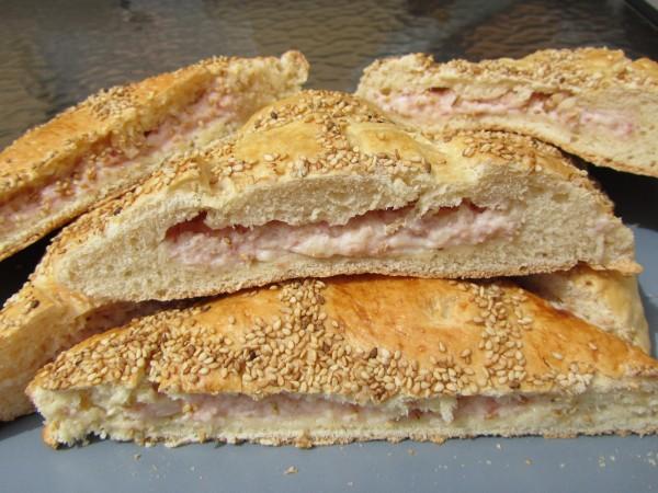 Sandwich al horno Ana Sevilla