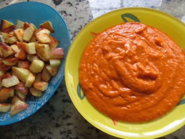 Salsa brava de tomate