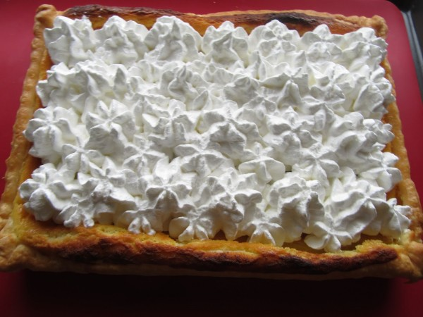 Belem Pie (Tarta de Belem) Thermomix