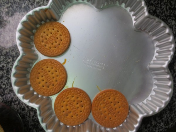 Tarta de galletas portuguesa Thermomix