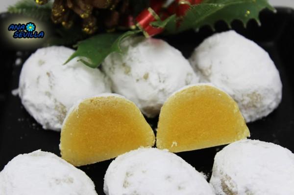 Pasteles Glorias de Navidad Thermomix