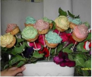 Bouquet de rosas de vainilla thermomix