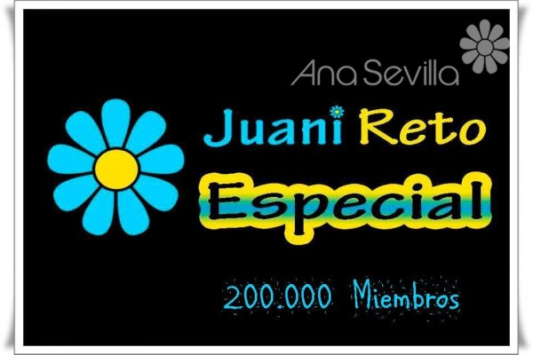 Juanireto 200.000 miembros