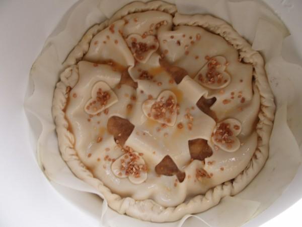 Empanada de manzana olla GM