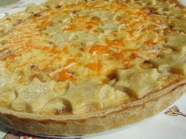 Quiche lorrain cocina tradicional Ana Sevilla