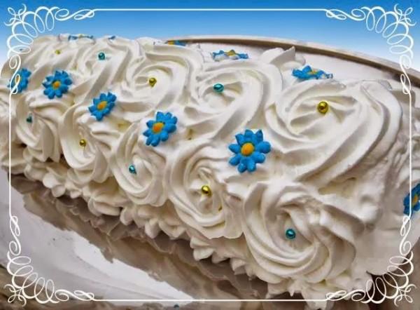 Tarta de galletas Fabiola Ana Sevilla