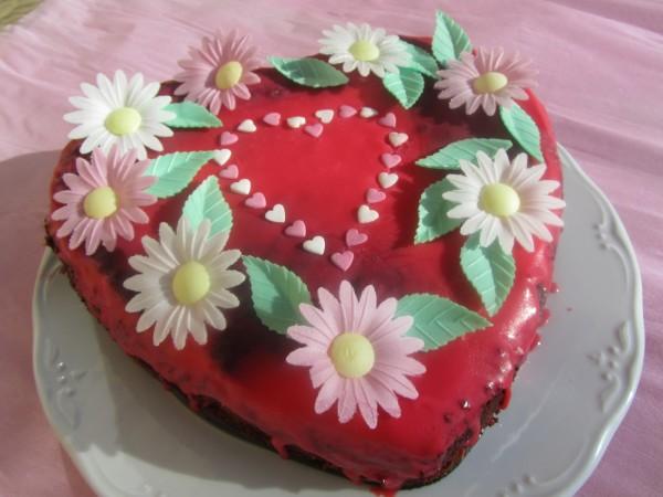 Brownie San Valentín Ana Sevilla