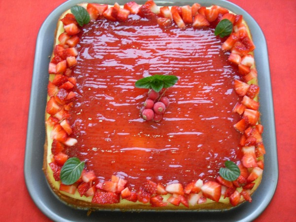 Tarta de queso clásica cocina tradicional Ana Sevilla