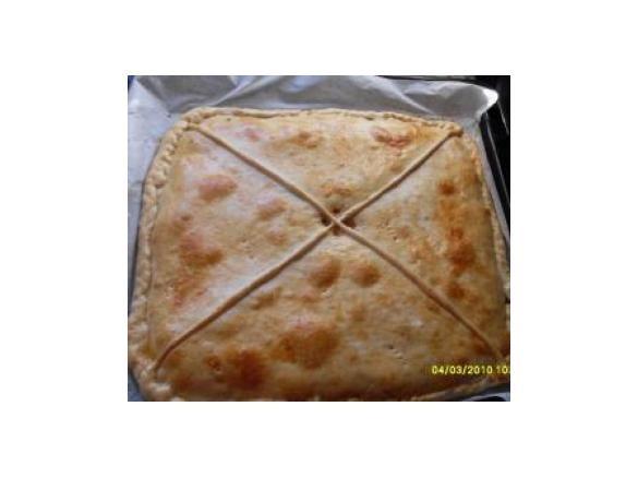 Empanada berciana con thermomix