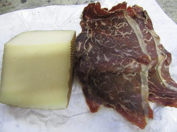 Croquetas de cecina y queso Thermomix