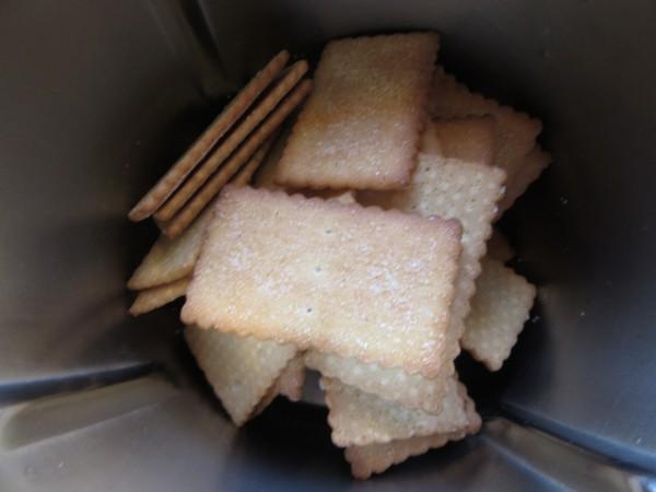 Flan de galletas de canela Thermomix