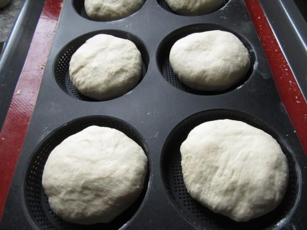 Bollitos de pan rellenos con Thermomix