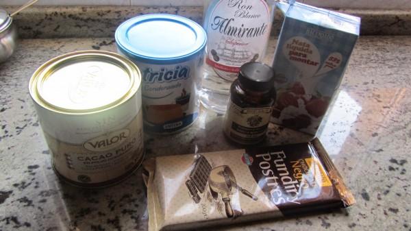 Crema de chocolate (Bebida) Thermomix