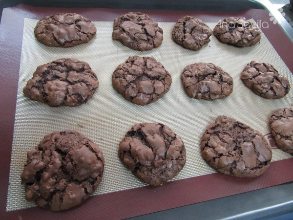 Galletas brownie Thermomix