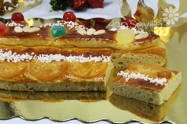 Pan dulce para Reyes