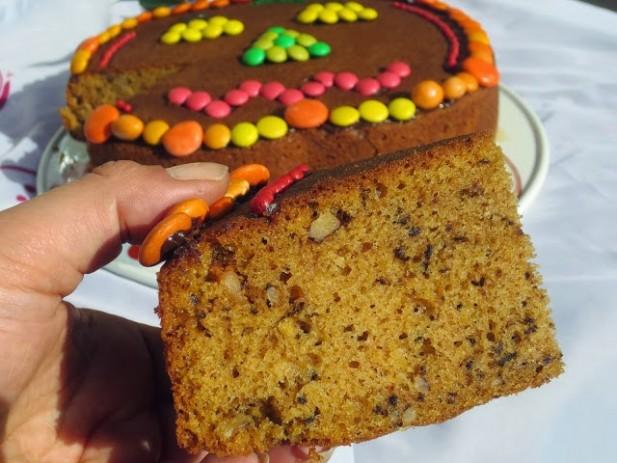 Bizcocho calabaza cake